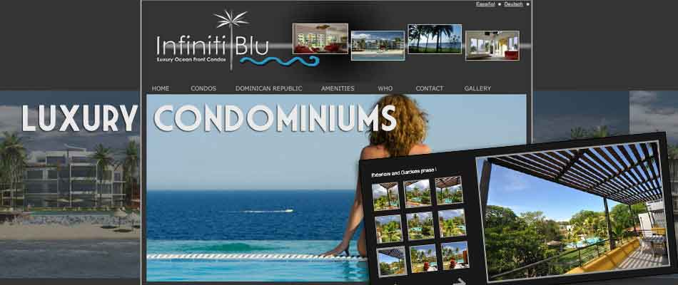 Original website design by Borg Systems in Cabarete, Dominican Republic, Caribbean